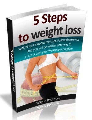 5 Steps to weight loss